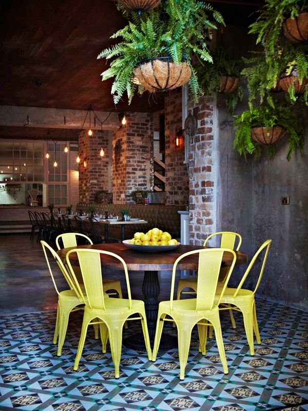 Фотография:  в стиле , Декор интерьера, Дизайн интерьера, Цвет в интерьере, Желтый – фото на InMyRoom.ru
