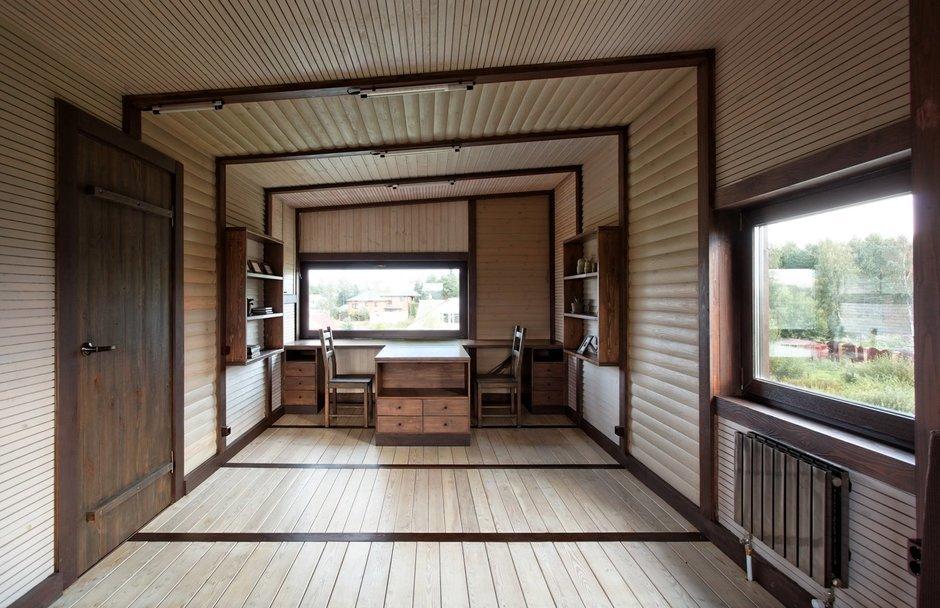 Фотография:  в стиле , Дом, Дома и квартиры, Проект недели, Дача – фото на InMyRoom.ru