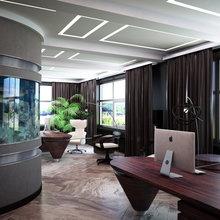 Фото из портфолио Административная часть офиса крупной транспортной компании – фотографии дизайна интерьеров на INMYROOM