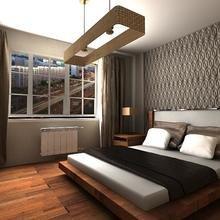 Фото из портфолио Притыцкого. Дизайн 2-х комнатной квартиры – фотографии дизайна интерьеров на INMYROOM