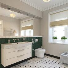 Фото из портфолио Зеленый квадрат – фотографии дизайна интерьеров на INMYROOM