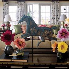 Фотография: Декор в стиле Современный, Классический, Дом, Дома и квартиры, Интерьеры звезд – фото на InMyRoom.ru