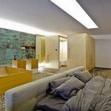 Фотография: Спальня в стиле Кантри, Лофт, Современный – фото на InMyRoom.ru