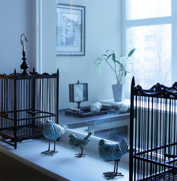 Фото из портфолио Квартира для молодой творческой семьи – фотографии дизайна интерьеров на INMYROOM