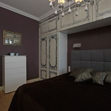 Фото из портфолио Над Москвой – фотографии дизайна интерьеров на INMYROOM