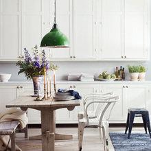Фотография: Кухня и столовая в стиле Кантри, Современный – фото на InMyRoom.ru