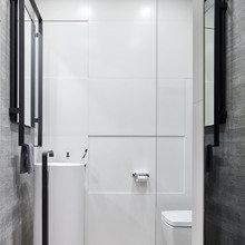 Фотография: Ванная в стиле Современный, Квартира, Проект недели, Москва, Макс Касымов – фото на InMyRoom.ru