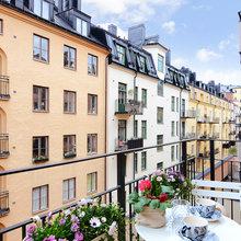 Фото из портфолио Gästrikegatan 5, Васастан – фотографии дизайна интерьеров на InMyRoom.ru