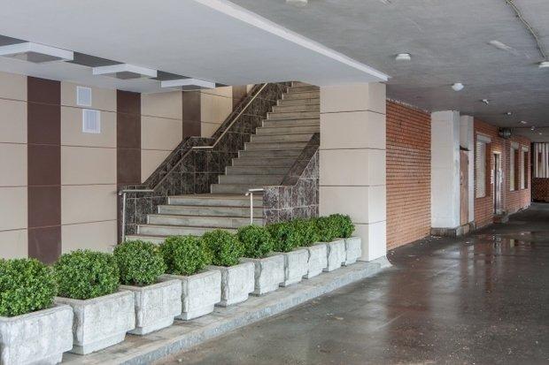 Цокольный этаж ЖК «Лебедь»