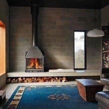 Фотография: Гостиная в стиле Лофт, Дом, Австралия, Дома и квартиры – фото на InMyRoom.ru