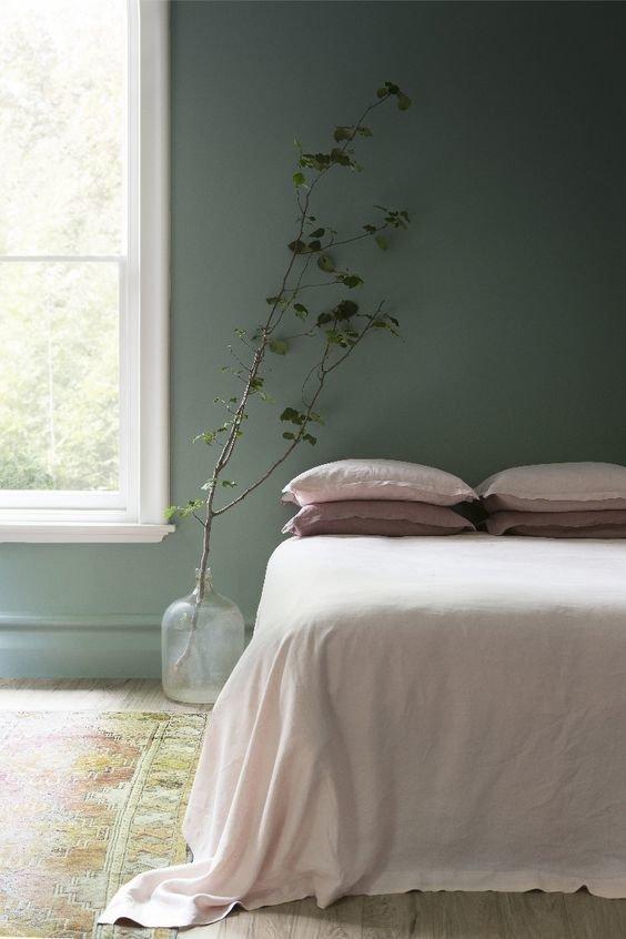 Фотография:  в стиле , Декор интерьера, Зеленый, Бежевый, Серый, Розовый, Голубой – фото на InMyRoom.ru