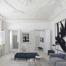"""Фото из портфолио """"Королевский"""" особняк в старом Копенгагене – фотографии дизайна интерьеров на InMyRoom.ru"""