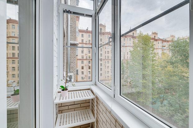Фотография: Балкон в стиле Современный,  – фото на INMYROOM