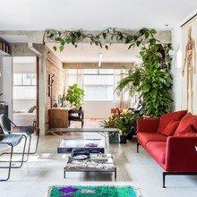 Фото из портфолио Бабушкина квартира в Сан-Паулу – фотографии дизайна интерьеров на InMyRoom.ru