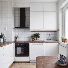 Фото из портфолио Лаконичный домашний стиль – фотографии дизайна интерьеров на InMyRoom.ru