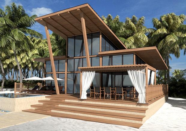 Фото из портфолио интерьер дома на островах – фотографии дизайна интерьеров на INMYROOM