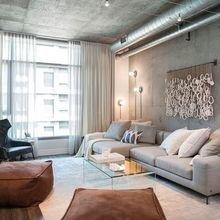 Фотография: Гостиная в стиле Лофт, Декор интерьера, Квартира, Дом, Декор – фото на InMyRoom.ru