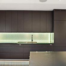 Фотография: Кухня и столовая в стиле Современный, Квартира, Швеция, Дома и квартиры, Пентхаус, Стокгольм – фото на InMyRoom.ru