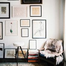 Фото из портфолио Любовь к путешествиям и страсть к коллекционированию – фотографии дизайна интерьеров на INMYROOM