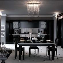 Фотография: Кухня и столовая в стиле Классический, Современный, Эклектика, Интерьер комнат, Тема месяца – фото на InMyRoom.ru