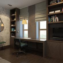 Фото из портфолио Квартира ЖК Wellton Park – фотографии дизайна интерьеров на InMyRoom.ru
