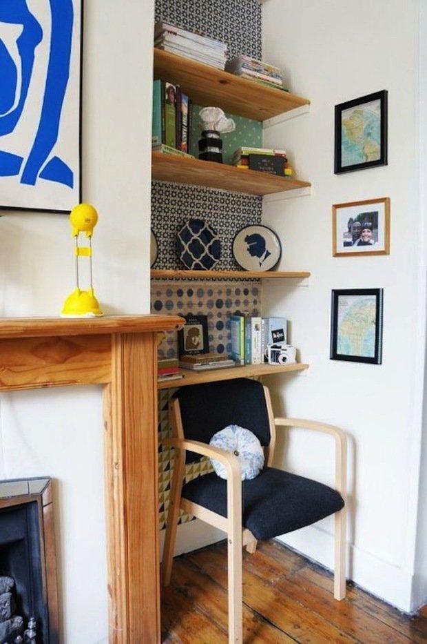 Фотография: Гостиная в стиле Прованс и Кантри, Декор интерьера, DIY, Квартира, Декор, Красный, Зеленый, Желтый, Синий, Голубой – фото на InMyRoom.ru
