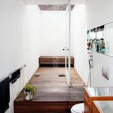 Фотография: Ванная в стиле Скандинавский, Современный, Декор интерьера, Интерьер комнат – фото на InMyRoom.ru