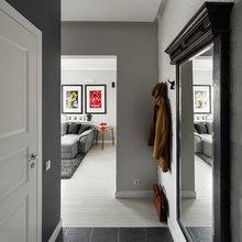 Фотография: Прихожая в стиле Скандинавский, Малогабаритная квартира, Квартира, Дома и квартиры, IKEA, Проект недели – фото на InMyRoom.ru