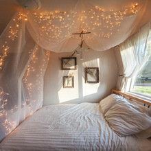 Фотография: Спальня в стиле Скандинавский, Декор интерьера, Советы, Подоконник – фото на InMyRoom.ru