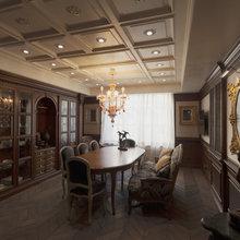 Фото из портфолио Шоу-рум итальянской фабрики Moletta – фотографии дизайна интерьеров на INMYROOM