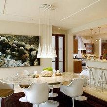 Фотография: Кухня и столовая в стиле Кантри, Скандинавский, Современный, Эклектика – фото на InMyRoom.ru