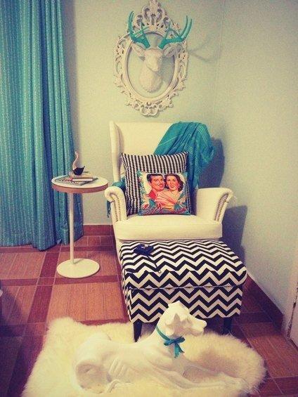 Фотография: Мебель и свет в стиле Прованс и Кантри, Эклектика, Лофт, Декор интерьера, Декор дома – фото на InMyRoom.ru