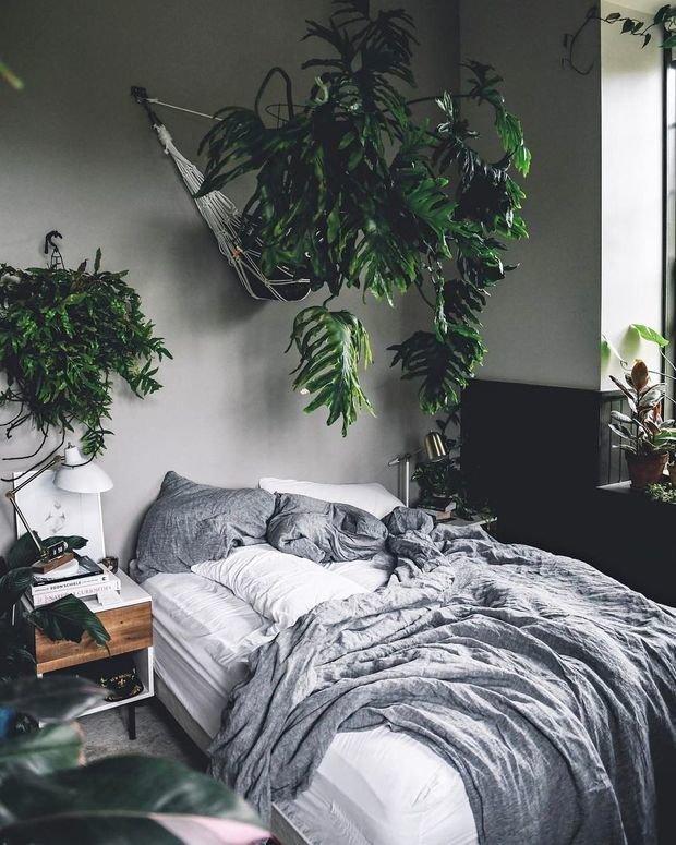 Фотография: Спальня в стиле Скандинавский, DIY – фото на INMYROOM