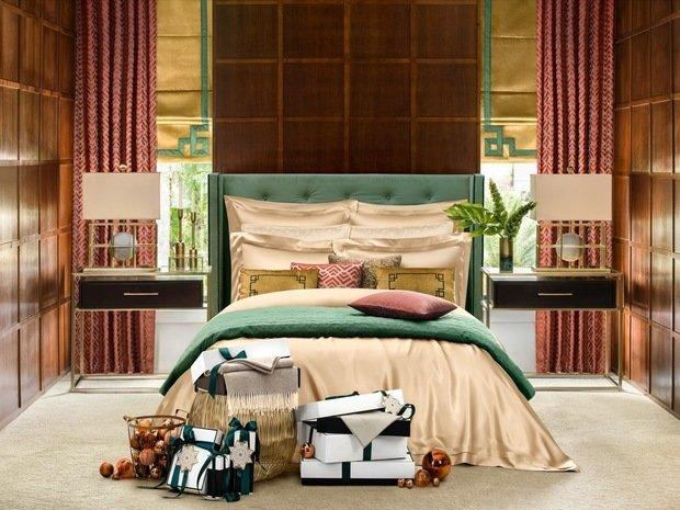 Фотография: Спальня в стиле Современный, Декор интерьера, Советы, Новый Год, подарки, Togas, подарки к новому году, идеи новогодних подарков – фото на INMYROOM