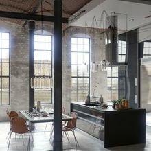 Фотография: Кухня и столовая в стиле Лофт, Советы, Диана Мальцева – фото на InMyRoom.ru