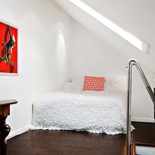 Фотография: Спальня в стиле Скандинавский, Декор интерьера, Малогабаритная квартира, Квартира, Дома и квартиры, Минимализм – фото на InMyRoom.ru
