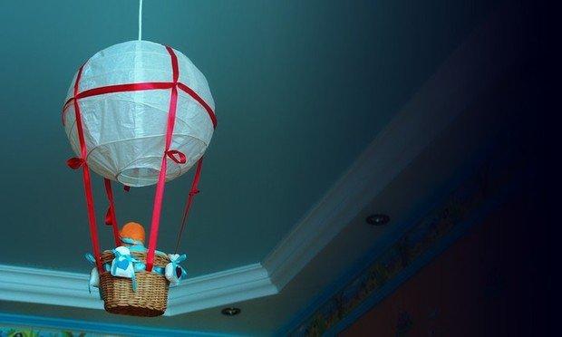 Фотография: Мебель и свет в стиле Современный, Детская, Декор интерьера, Интерьер комнат – фото на InMyRoom.ru