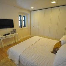 Фотография: Спальня в стиле Кантри, Минимализм, DIY, Малогабаритная квартира, Квартира, Дома и квартиры – фото на InMyRoom.ru