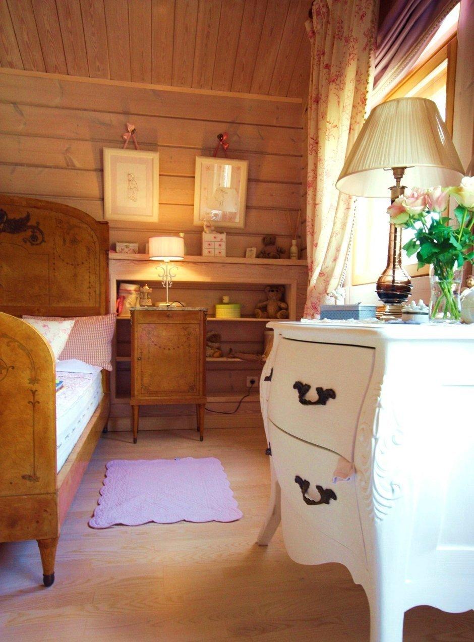 Фотография: Спальня в стиле , Детская, Дом, Интерьер комнат, Проект недели – фото на InMyRoom.ru