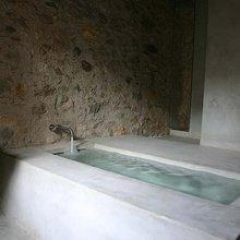 Фотография: Ванная в стиле Кантри, Квартира, Дом, Испания, Дома и квартиры – фото на InMyRoom.ru