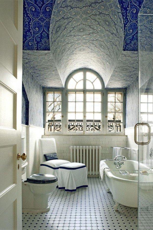 Фотография: Ванная в стиле Восточный, Советы – фото на INMYROOM