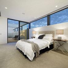 Фото из портфолио Интересная архитектура частного дома в Австралии – фотографии дизайна интерьеров на InMyRoom.ru