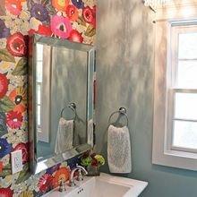 Фотография: Ванная в стиле Кантри, Декор интерьера, Декор, весенний декор интерьера – фото на InMyRoom.ru