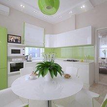 Фото из портфолио Кухні – фотографии дизайна интерьеров на INMYROOM