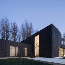 Фото из портфолио Дом за 450 000 евро в Нидерландах – фотографии дизайна интерьеров на INMYROOM