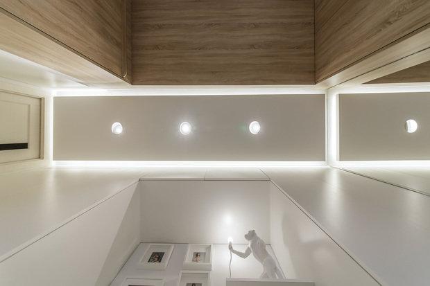 Фото из портфолио Гостиная с порталом – фотографии дизайна интерьеров на INMYROOM
