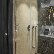 Фото из портфолио Квартира в американском стиле в Хамовниках 98 м² – фотографии дизайна интерьеров на INMYROOM