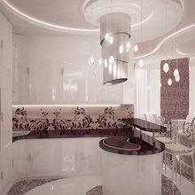 Фото из портфолио Кружево роскоши – фотографии дизайна интерьеров на INMYROOM