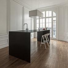 Фотография: Кухня и столовая в стиле Современный, Интерьер комнат – фото на InMyRoom.ru