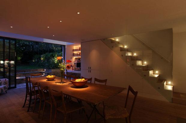 Фотография: Кухня и столовая в стиле Современный, Декор интерьера, Освещение, Мебель и свет – фото на InMyRoom.ru